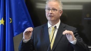 Kérdőre vonták az igazságügyi minisztert az Európai Parlamentben