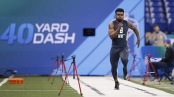 Saját szigetet és 1 millió dollárt kap, aki megdönti a 40 yardos sprint rekordját
