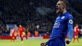 Liverpool-veréssel támadt fel a Leicester City