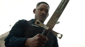 Egy ork rendőrrel menti meg a világot Will Smith