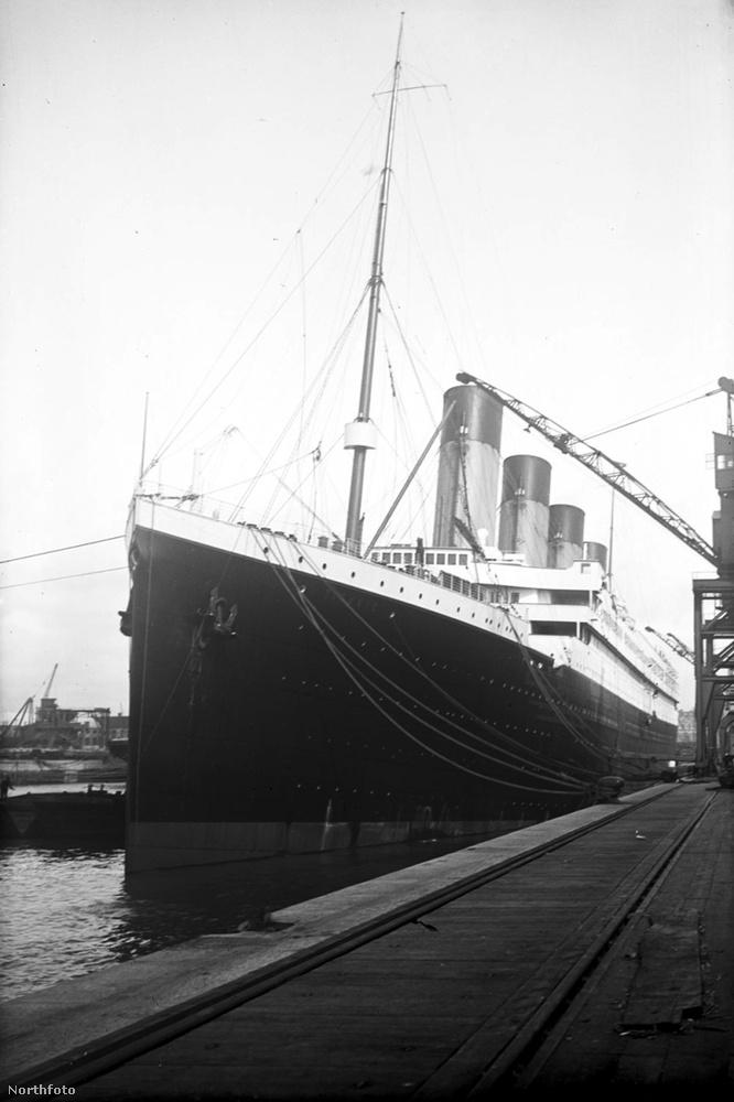 A Titanic 1912