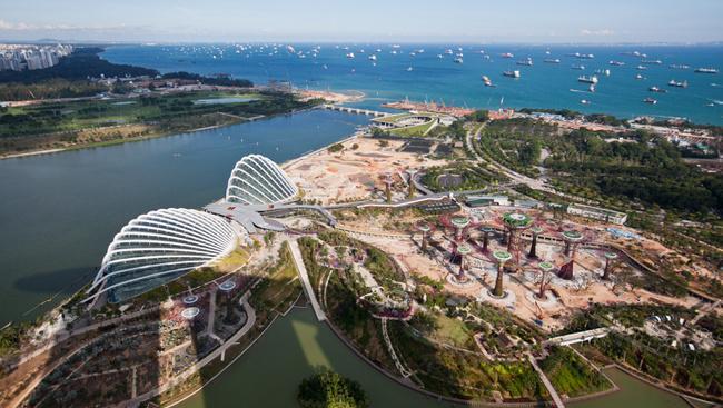 Lélegzetelállító legek ázsiai városállama: ez mind Szingapúr