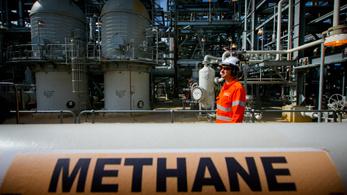 Felfedezték a világ legnagyobb vízalatti metánkészletének forrását