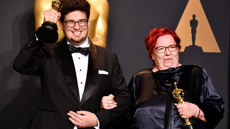 Egy pillanatig nem gondoltam arra, hogy épp most nyertem egy Oscart