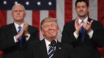 Trump: Amerika nagyságának új fejezete kezdődik