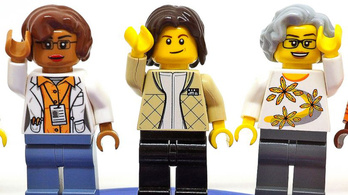 Nők a NASA-nál lesz az új Lego Ideas szett