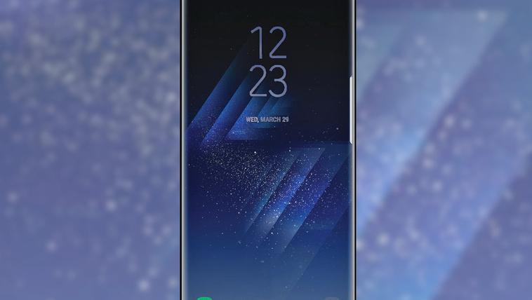 Gyönyörű lesz a Samsung S8