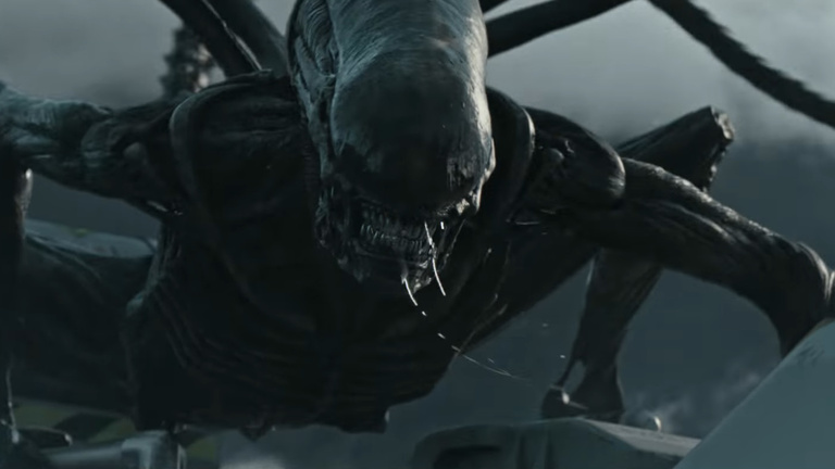 Elképesztően jónak tűnik az új Alien