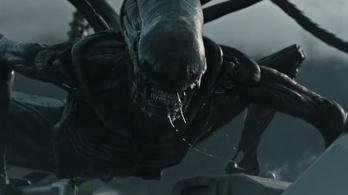 Ridley Scott elszólta magát az új Alien-filmről