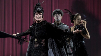 Szent Ferenc életéről szóló összművészeti produkció a Nemzeti Színházban