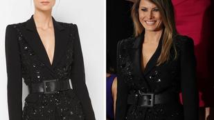 Melania Trump ruhája nem illett a kongresszushoz