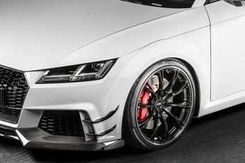 Ötszáz lovas Audi TT-t mutat az ABT
