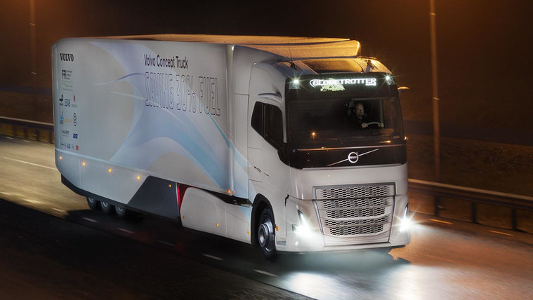 Nagy hasznot hajthat a Volvo hibrid rendszere