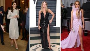 Kinek áll jobban: Oscar gálások vs. Jennifer Lopez