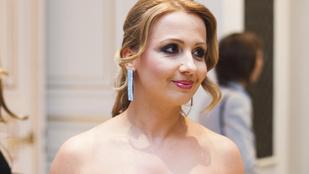 Gombos Edina már csak látogatóba jár Magyarországra