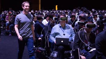 A Facebook jóárasítja a virtuális valóságot