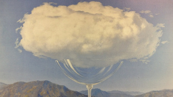 Rekordáron kelt el az egyik legkülönlegesebb Magritte-festmény