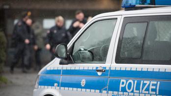 Szír terroristákat és háborús bűnöst kapcsoltak le Németországban