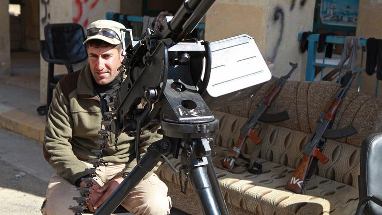 Gyilkos drónok és öngyilkos merénylők elől menekültünk Moszulban