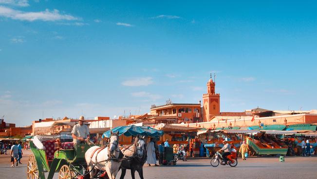 Marrákesbe is repül ősztől a Ryanair