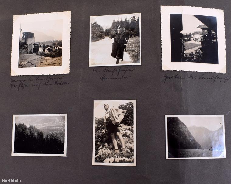 Az albumban a Führer főleg barátaival, a náci vezetőkkel tölti az idejét vagy éppen békésen ücsörög pihenés közben.A történelmi tények fényében egészen meglepőek ezek a fotók, mert a Führer és a náci tisztek egészem emberi oldalát mutatják meg.