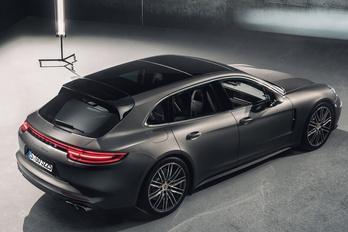 Már kombit is gyárt a Porsche