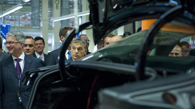 Esélytelennek látszik Orbán exportálma
