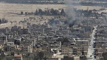 Másodszor is kiszorították az IS-t Palmürából