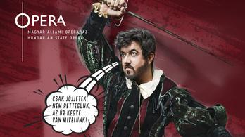Képregényhősök lesznek kedvenc operaénekeseinkből a következő évadban
