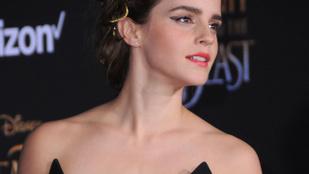Emma Watson kihúzta a mellköze iránt érdeklődők méregfogát