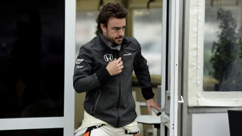A McLaren kezd berágni, nagyon komoly a baj a Hondánál