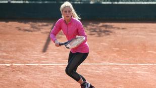 Shakira teniszezés közben is legalább olyan szexi, mint a színpadon