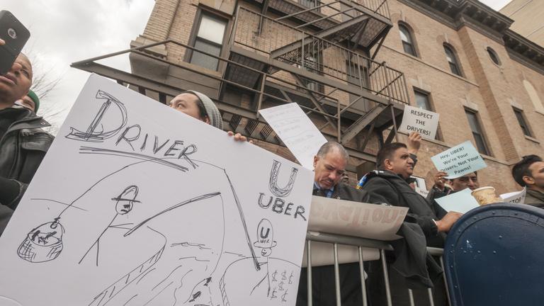 Kiborult a bili, ami az Uber vesztét is jelentheti