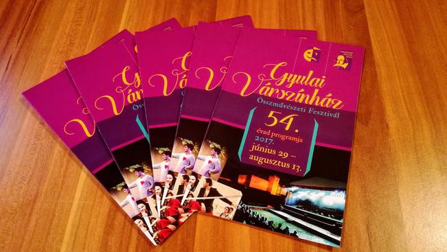 Három bemutatóval készül idén a Gyulai várszínház