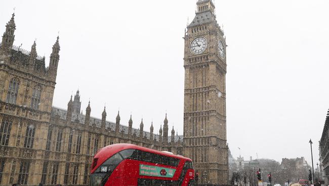 Megváltozhat a Big Ben hangja a felújítás után