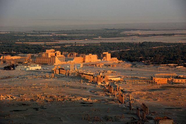 Palmüra 2008-ban
