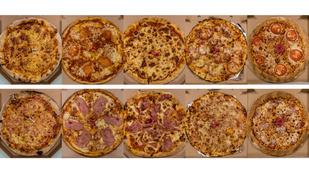 Teszt: pizzát rendeltünk és éheztünk