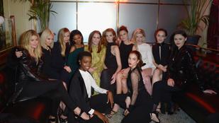 Palvin Barbarát fedeztük fel Julianne Moore modellháremében