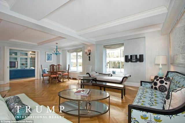 New York legpuccosabb részén, az Upper East Side-on található a luxuslakás.