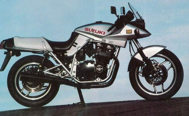 Suzuki GSX1000S Katana