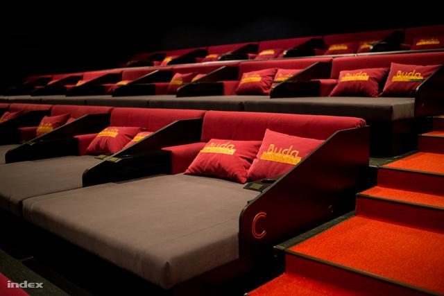 Buda Bed Cinema