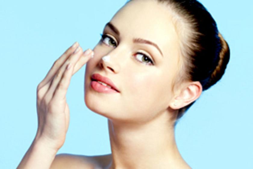 Hámló arcbőr kezelése házilag