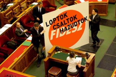 fidesz parlament lead