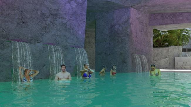 A diósdi mészkőbarlangba álmodtak egy termálfürdőt