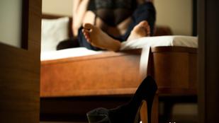 Orális szex közben fulladt meg egy győri férfi élettársa