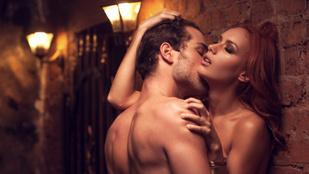 A legtitkosabb vágyam? Hogy szexre kényszerítsen!