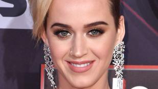 Katy Perry beállt az egyenfejű celebnők közé