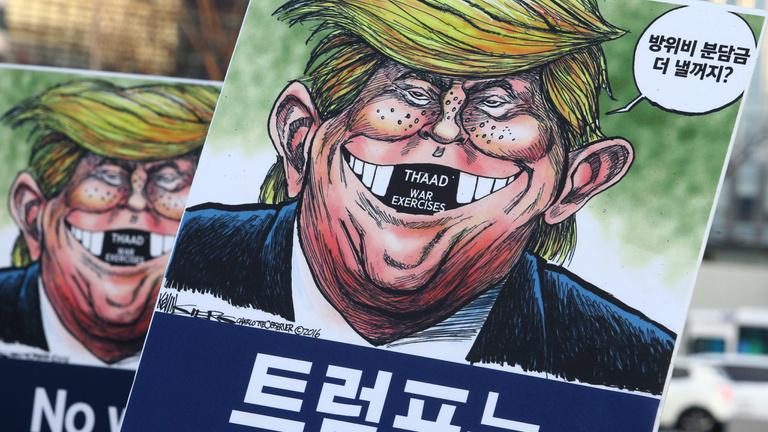 Trump titkos kiberháborút örökölt Észak-Korea ellen