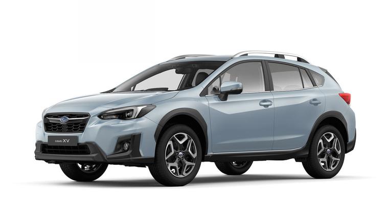 Megjött az új Subaru telekjáró