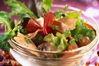kacsamell salata lead